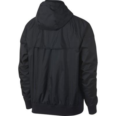 Men's Nike Sportswear Windrunner Hooded Full Zip Jacket