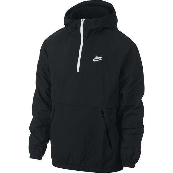 2934c9a494 Men's Nike Sportswear Hooded Woven Anorak 1/4 Zip
