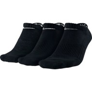 Adult Nike Cotton Cushion No-Show 3-Pack Socks