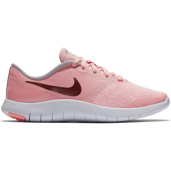 c0a943434f1aa Grade School Girls  Nike Flex Contact Running Shoe