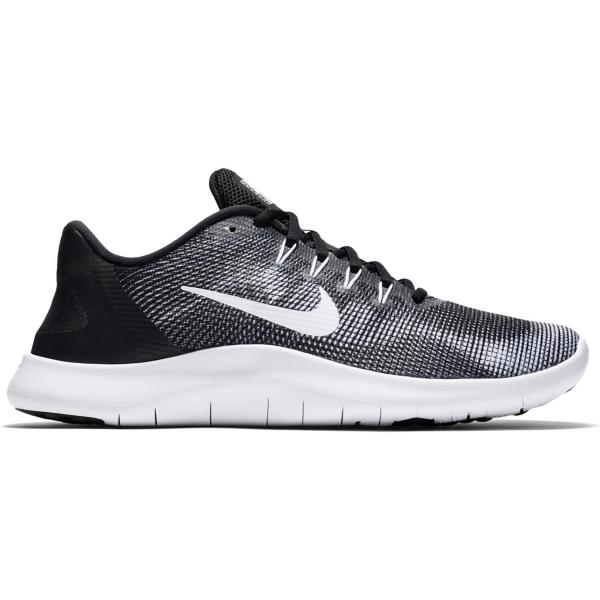 874145c60ab0b ... Men s Nike Flex RN 2018 Running Shoes Tap to Zoom  Black White