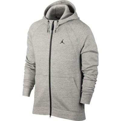 8b731fa17e7a90 Tap to Zoom  Men s Jordan Sportswear Wings Fleece Full Zip Hoodie