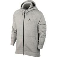 Men's Jordan Sportswear Wings Fleece Full Zip Hoodie
