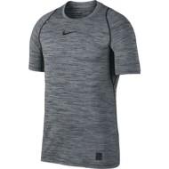 Men's Nike Pro Heathered Short Sleeve Shirt