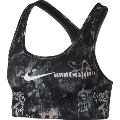 Women's Nike Swoosh Training Day Sports Bra