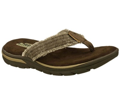 skechers relaxed fit sandals