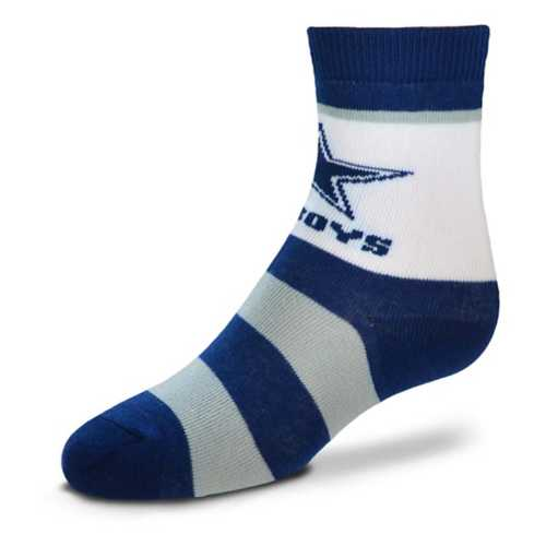 For Bare Feet Toddler Dallas Cowboys Rugby Socks
