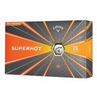 Callaway Superhot 15-Pack Golf Balls