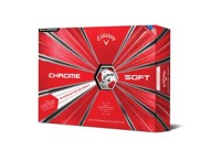 Callaway Chrome Soft Truvis 2018 Golf Balls