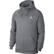Men's Jordan Sportswear Jumpman Fleece Hooded Full Zip