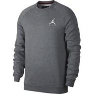 Men's Jordan Sportswear Jumpman Fleece Long Sleeve Crew