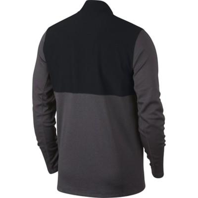 Men's Nike Dry Golf Long Sleeve 1/2 Zip