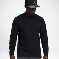 Men's Nike Jordan Sportswear Wings Fleece Crew Sweatshirt