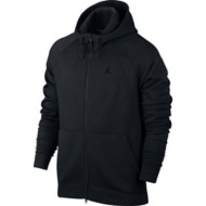 Men's Jordan Sportswear Wings Fleece Full Zip Hoodie