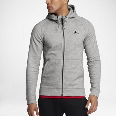 9d85771bfb4 Men's Jordan Sportswear Wings Fleece Hooded Full Zip   SCHEELS.com