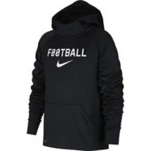 Grade School Boys' Nike Therma Training Football Hoodie