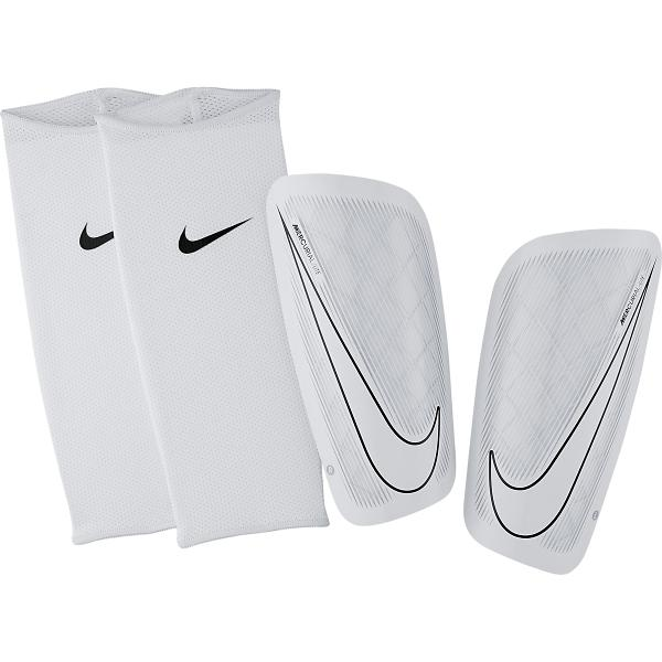 big sale c6eb8 7c126 ... Adult Nike Mercurial Lite Soccer Shin Guards Tap to Zoom  White Tap to  Zoom ...