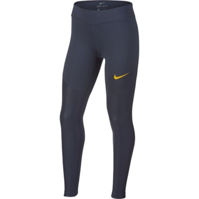 Youth Girls' Nike Dry Training Tight