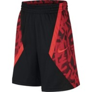 Youth Boys' Nike Dry Avalanche Printed Basketball Short