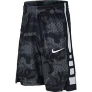 Youth Boys' Nike Dry Elite Camo Basketball Short