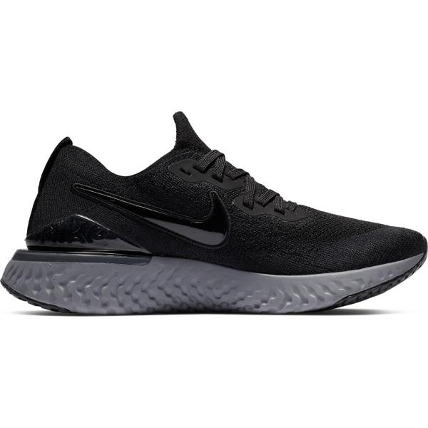 3b08b7e6486ea ... Women's Nike Epic React Flyknit 2 Running Shoes Tap to Zoom;  Black/Black-Gunsmoke-Anthracite