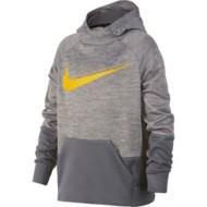 Youth Boys' Nike Therma Graphic Swoosh Training Hoodie