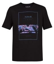 Men's Hurley Chasing Paradise Short Sleeve Shirt