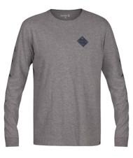 Men's Hurley Glyphs Long Sleeve Shirt