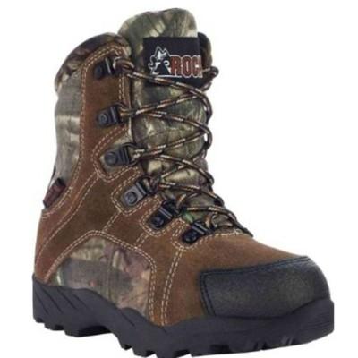 Youth Rocky Hunter Waterproof Insulated Boot' data-lgimg='{