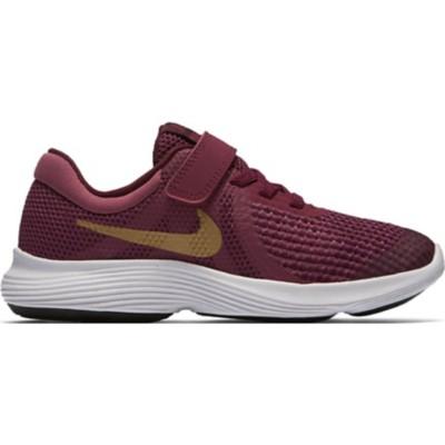 Preschool Girls' Nike Revolution 4 Running Shoes