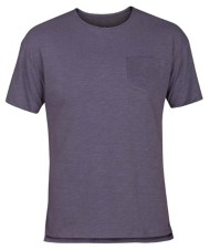 Men's Hurley Dri Fit Lagos Port Crew Short Sleeve Shirt