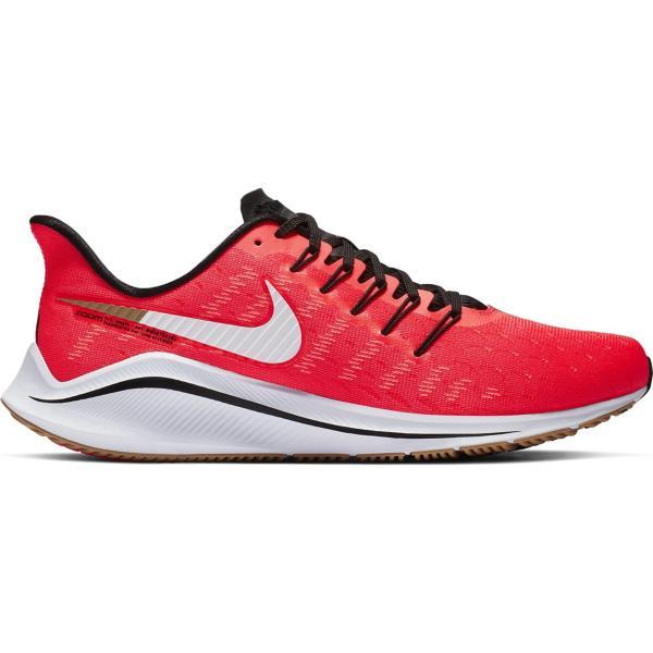 389cfbebb454 ... Men s Nike Air Zoom Vomero 14 Running Shoes Tap to Zoom  Red  Orbit White-Black-Parachute Beige