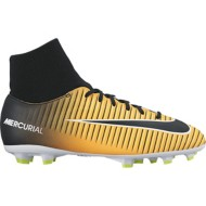 Youth Boys' Nike Mercurial Victory VI Dynamic Fit (FG) Soccer Cleats