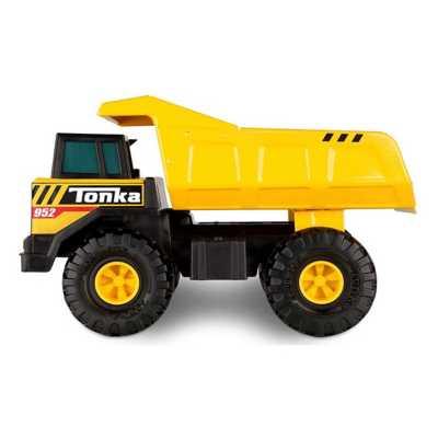 Tonka Steel Classics Mighty Dump Truck
