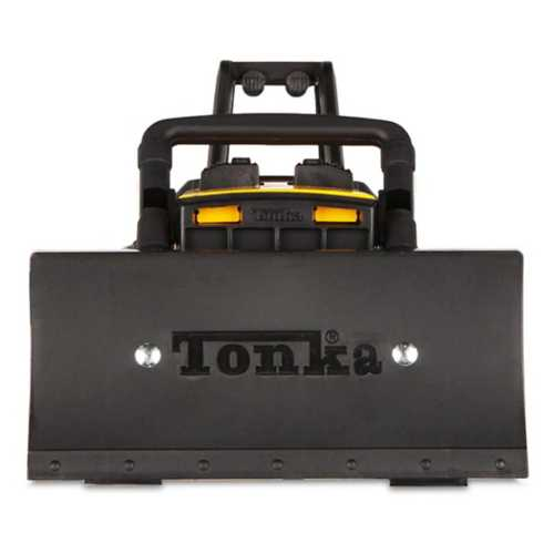 Tonka Steel Classics Bulldozer