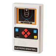 Basic Fun Arcade Classics Basketball Retro Handheld Arcade Game