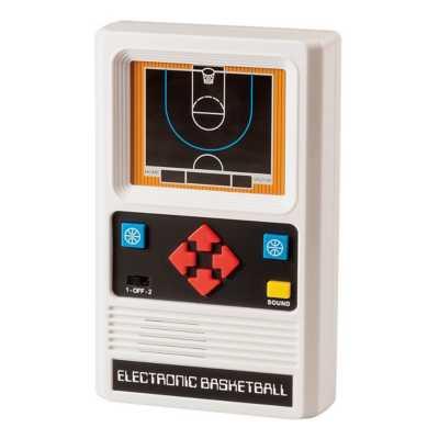 Basic Fun Arcade Classics Basketball Retro Handheld Arcade Game