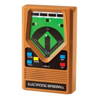 Electronic Baseball Handheld Game