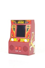 Basic Fun Arcade Classics Joust Retro Handheld Arcade Game