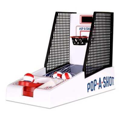 Basic Fun Pop-A-Shot Classic Tabletop Basketball Game