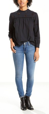 Women's Levi's 711 Skinny Jeans