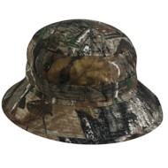 Outdoor Cap Company Camo Twill Bucket Hat