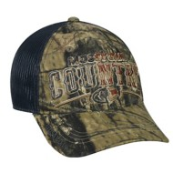 Outdoor Cap Company Red/White/Blue Mossy Oak Hat