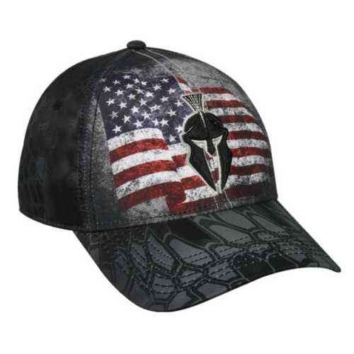 Men's Kryptek American Flag Cap