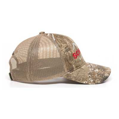 Adult SCHEELS Montana Mountains State Camo Hat