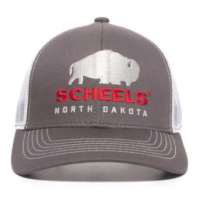 Adult SCHEELS North Dakota Bison State Hat