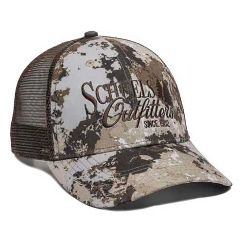 Scheels Outfitters West River Snapback Mesh Cap