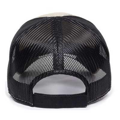 Adult Scheels Logo Khaki Hat