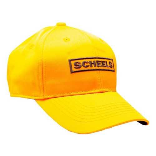 Adult SCHEELS Logo Banner Blaze Hat