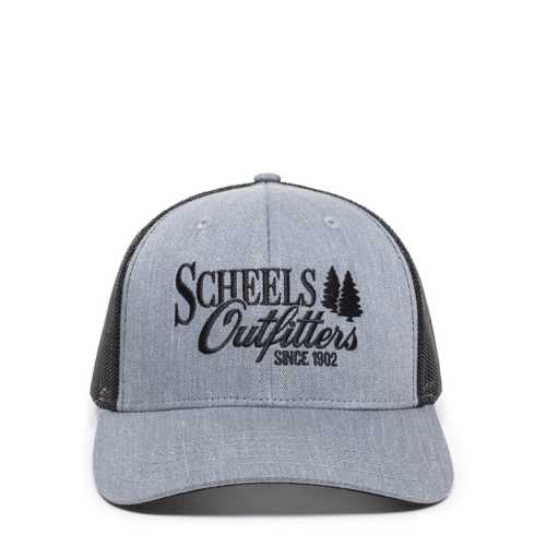 Adult SCHEELS Twill Casual Hat